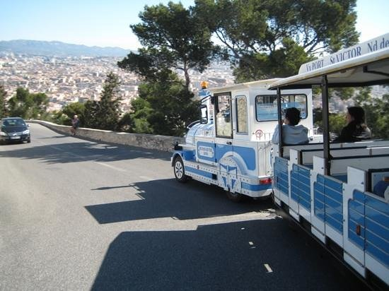 Petit Train Marseille