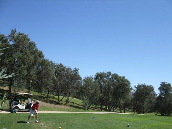 Marbella Golf Country Club: 11th tee