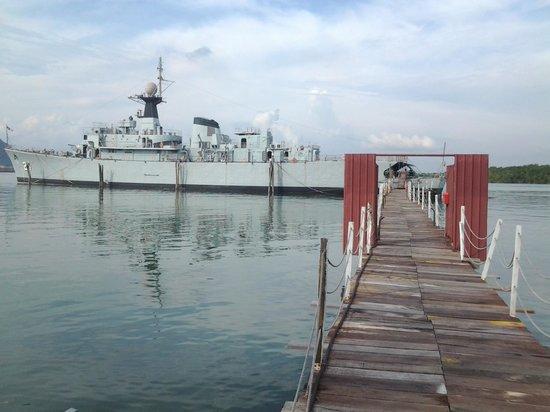 The RAHMAT Maritime Museum