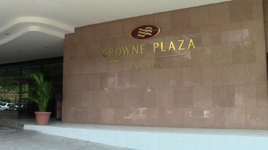 Crowne Plaza Panama: Entrance