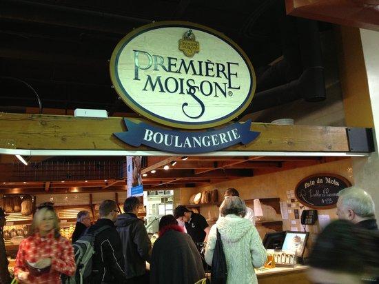 Atwater Market : Premiere mosion