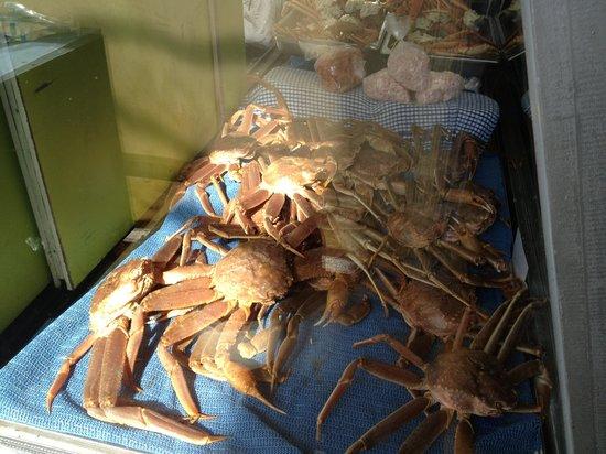Atwater Market : King crab