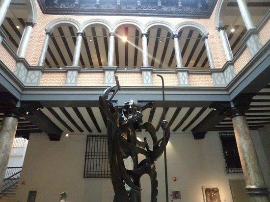 Museo Pablo Gargallo: Entrada