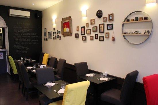 Restaurant Rue De Belfort Lyon