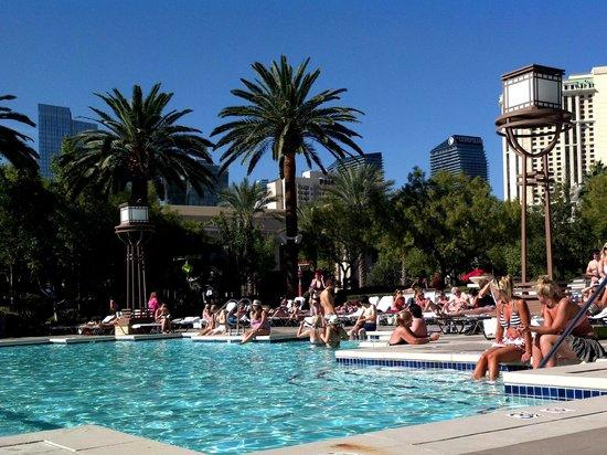 MGM Grand Hotel and Casino: Piscina