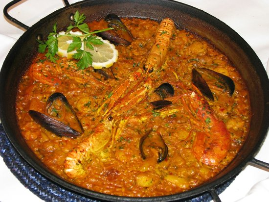 Restaurante Navarro: Lovely Paella in Valencia