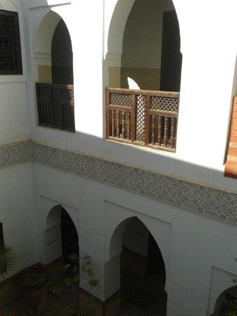 Riad Dar Nadwa : Gang op eerste verdieping