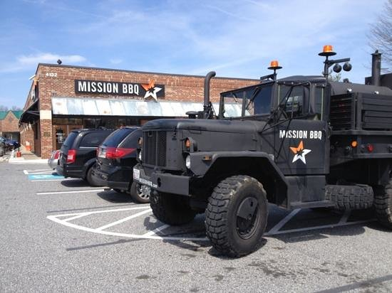 Mission BBQ : Smoker Assault Vehicle