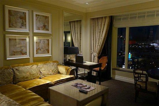 The Palazzo Resort Hotel Casino: beautiful living