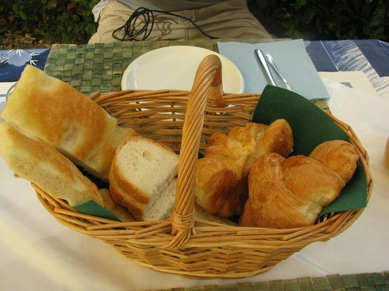 B&B Il Ruscello: Fresh baking every morning!!