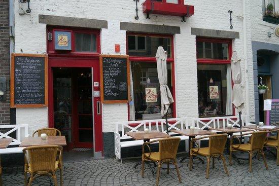 Cafe D'n Blindgenger