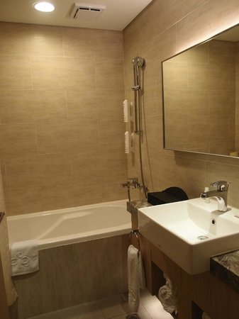 Park City Hotel-Central Taichung: The toilet :)