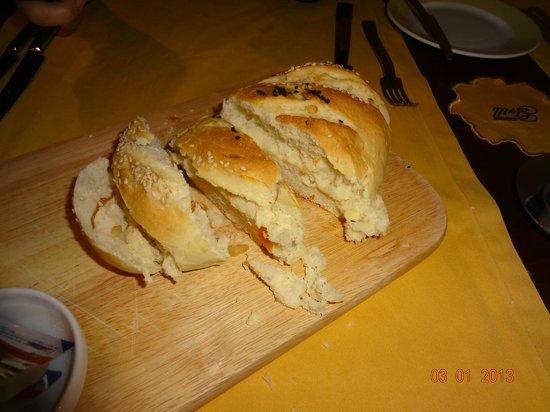 Crowne Grill: Bread