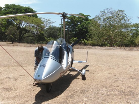 Fly With Us - Ultralight Tours : MTO sport 912