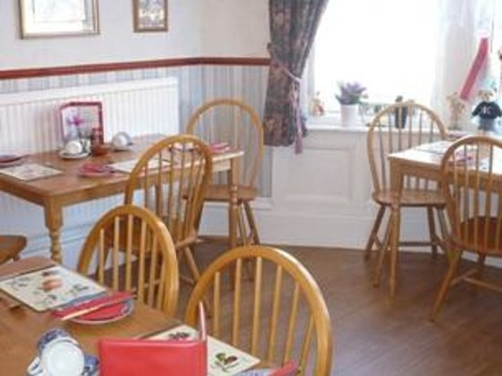 The Gynway: Our open Dining Room