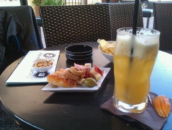 Mate Bar: aperitivo