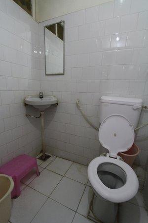 Relief Hotel : bath room