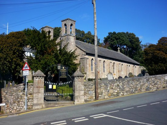 St. Ffraid's Church: St Ffraid's Church, Glan Conwy