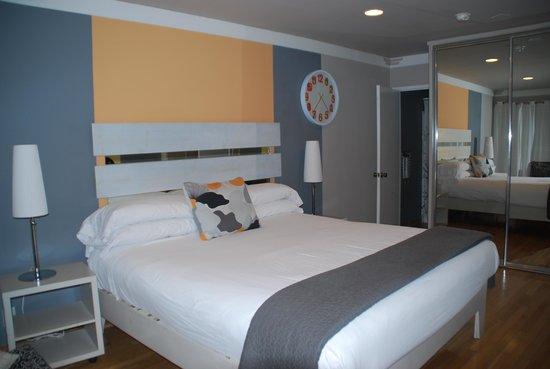 Seaview Hotel: Habitación