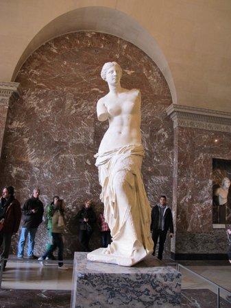 Ultimate Paris Guide  Tours: Venus de Milo