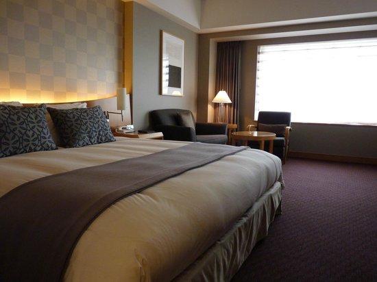 โรงแรมเซรูลีน ทาวเวอร์ โตเกียว: Cozy and spacious