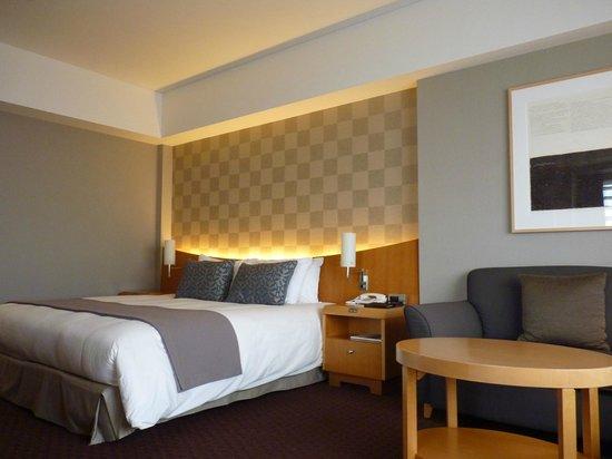 โรงแรมเซรูลีน ทาวเวอร์ โตเกียว: Cleanliness is top-rated