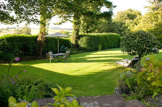 The Spinney Country Guest House: Rear Garden