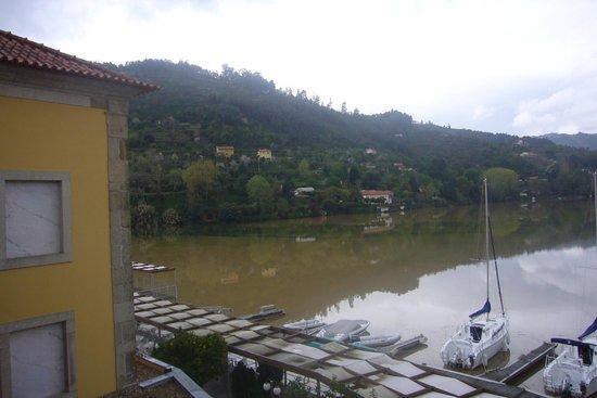 Hotel Porto Antigo: view from room