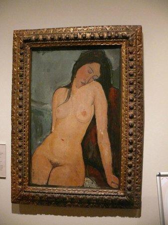 The Courtauld Gallery : Mondigliani