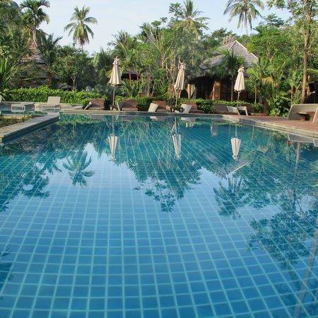 Ao Nang Phu Pi Maan Resort & Spa: A great pool.. upper and lower