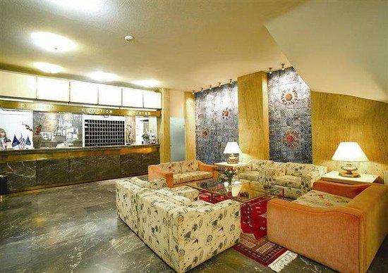 Ionis Hotel: Reception