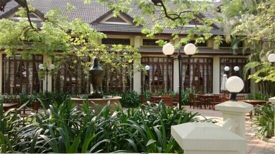 Settha Palace Hotel: settha palace