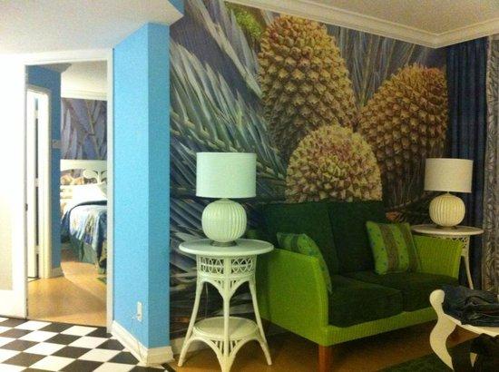 Hotel Indigo Miami Lakes: Suite