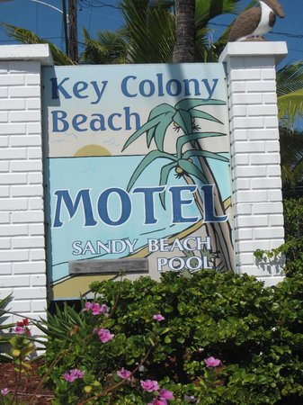 Key Colony Beach Motel: Quirky charm only found in the Keys!