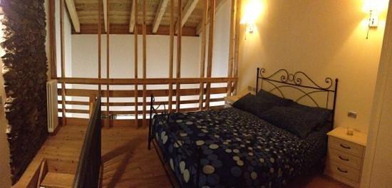 camera da letto soppalcata - foto di la corte di nonna gemma ... - Camera Da Letto Soppalcata