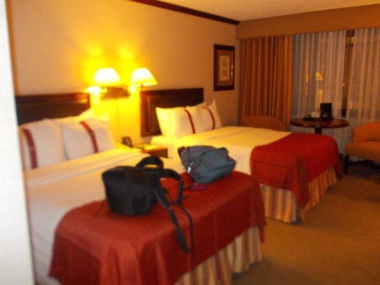 Holiday Inn San Jose Downtown Aurola: la nostra splendida camera!