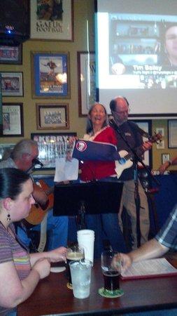 """Nolan's Irish Pub: """"Just Twistin Hay"""" live Irish band"""