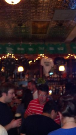 Nolan's Irish Pub: Large pub