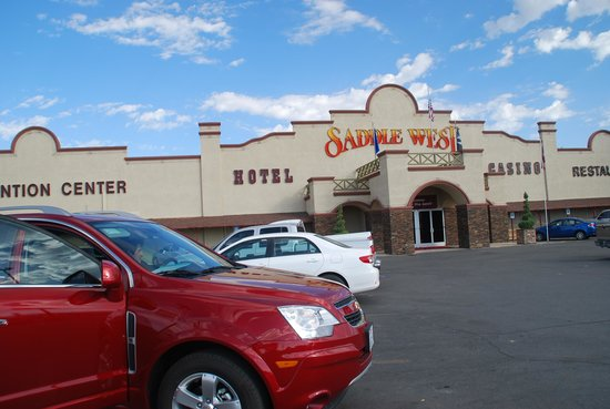 saddle west casino hotel pahrump nevada