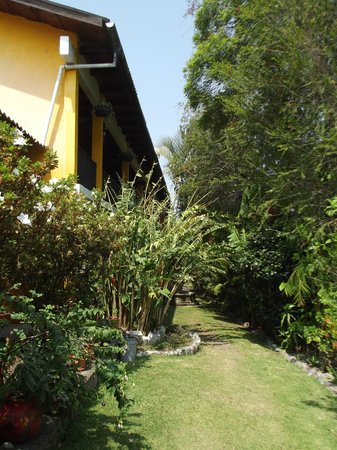 Hotel Cacique Inn: Spring just arrived to Cacique Inn!
