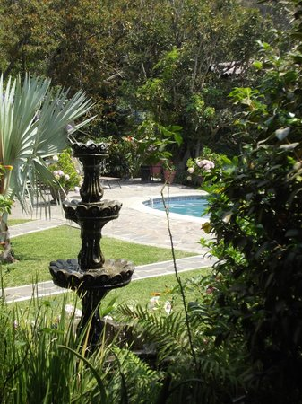 Hotel Cacique Inn: Peaceful places, just for you to rest!