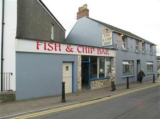 Park RD Fish and Chip Shop: Park Road Fish and Chip Shop