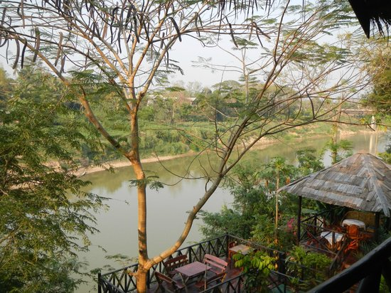 Thongbay Guesthouse: Riverview