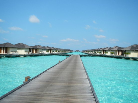 Paradise Island Resort & Spa: haven suits at two sides..