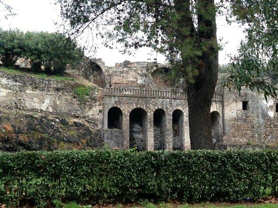 Leisure Italy - Tours : Pompeii
