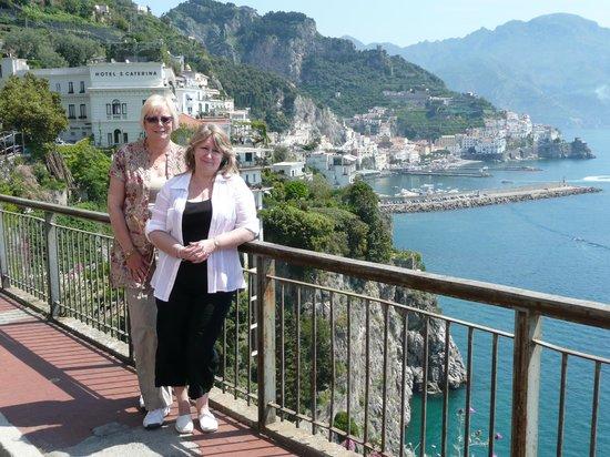 Johnny's Tour Service - Day Tours: Amalfi coast tour