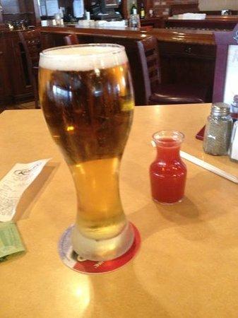 Kelsey's: beer