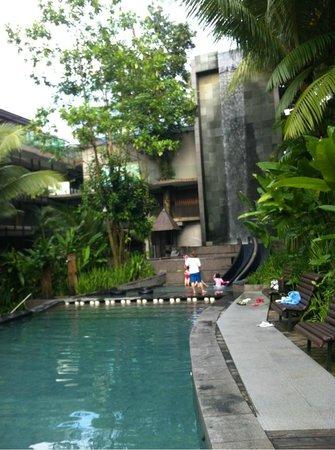 Park picture of siloso beach resort sentosa sentosa - Siloso beach resort swimming pool ...