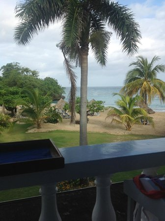 Jamaica Inn: View from Balcony