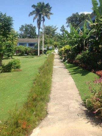 Jamaica Inn: Walkway